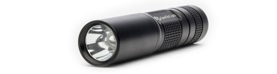 UV-Beam Purple LED Flashlight