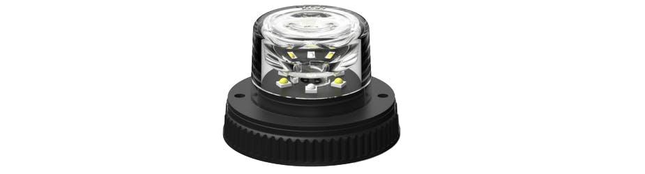 Flare 6 360 LED Hideaway Surface Mount - K-F6360 | STL